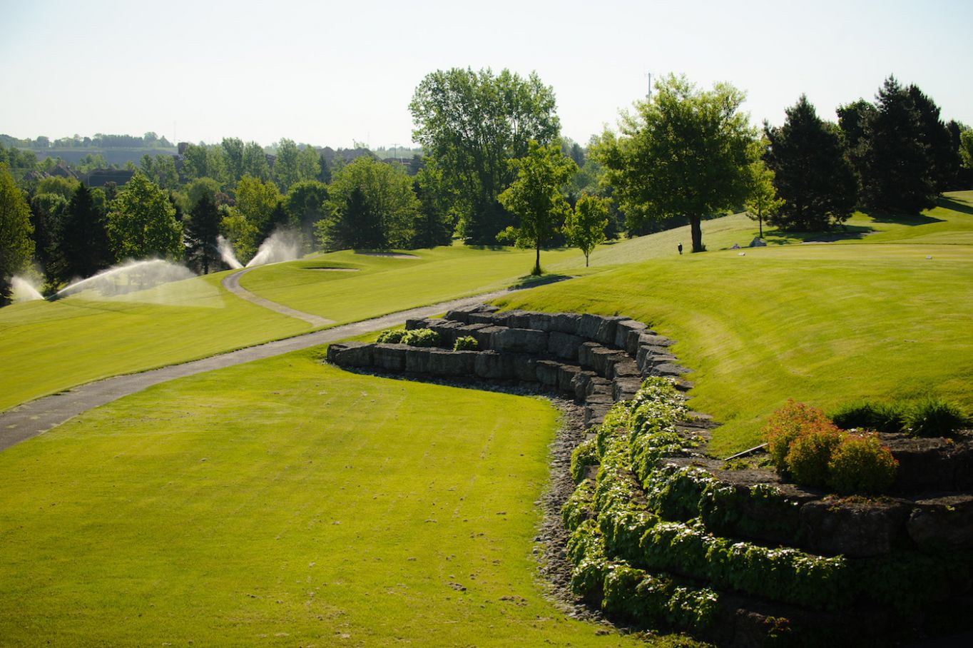 Peninsula Lakes G.C. - Quarry