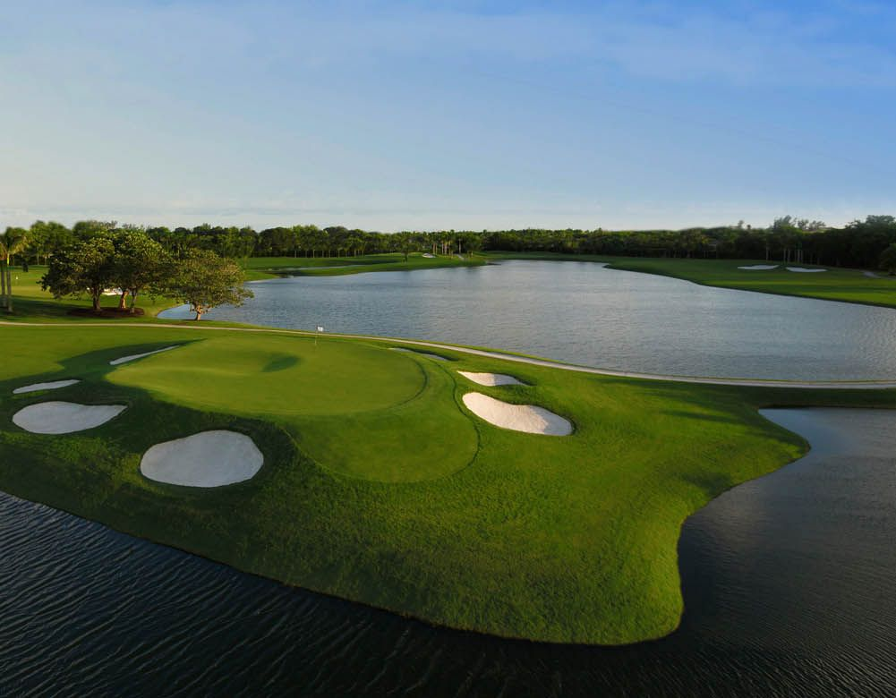 Red Doral Golf Resort - Red Course