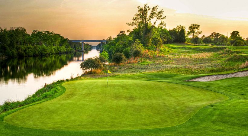 Barefoot Resort - Norman Course