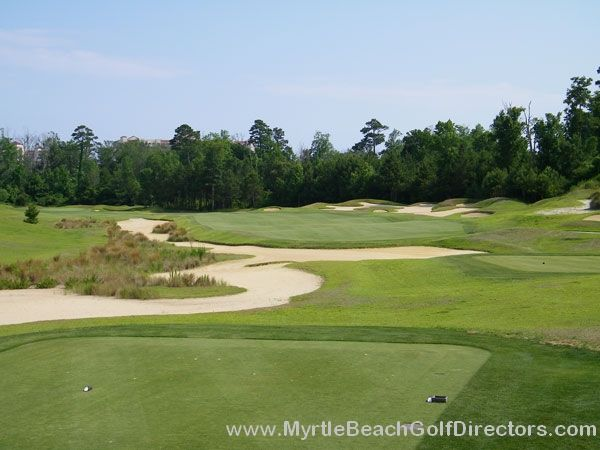 Barefoot Resort - Dye Course