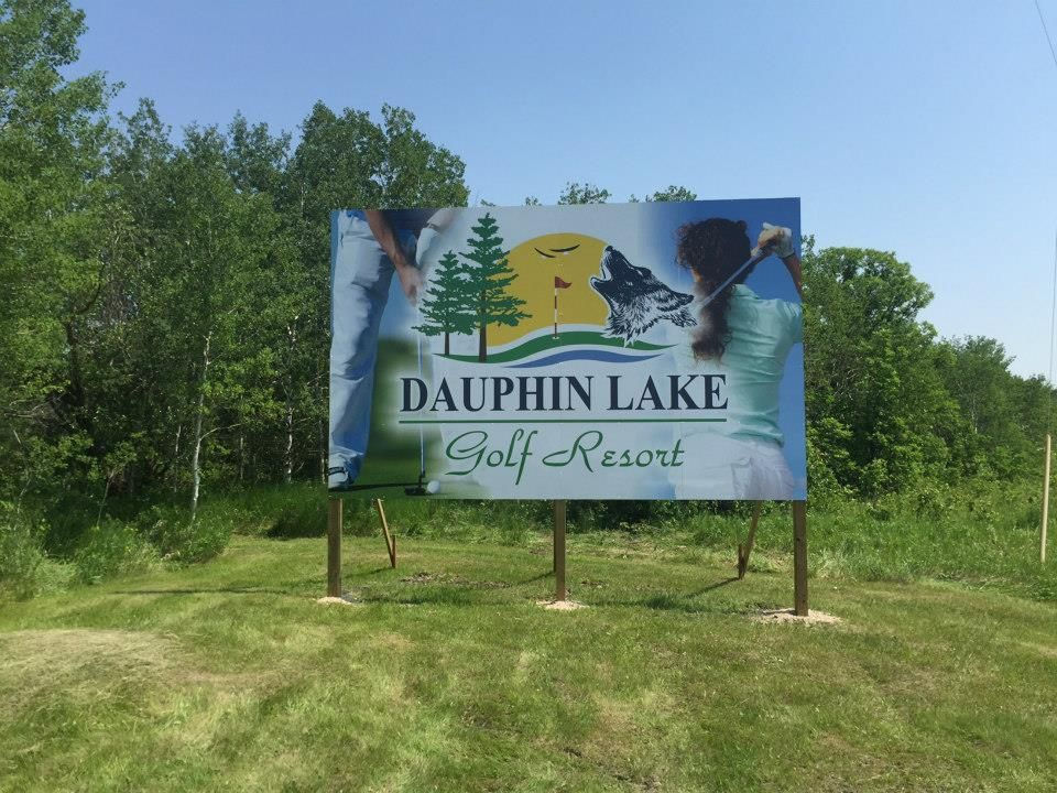 Dauphin Lake Golf