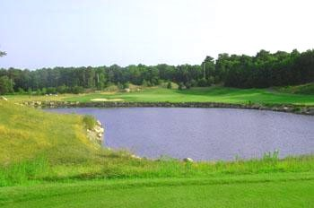 Bayberry Hills Golf Course -  Red