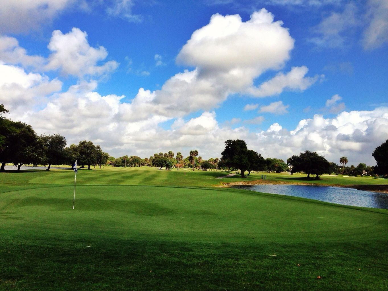 Palm Aire Country Club - Palms Golf Course