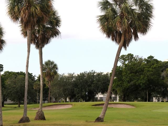 Palm Aire CC-Sabals GC (Executive - Par 58)