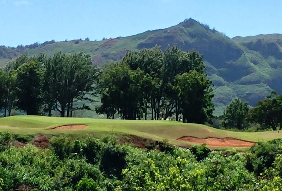 Kauai Lagoons Golf Club