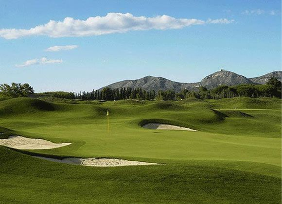 Emporda Golf Club  - Links Course / GREEN