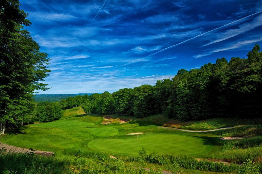 Treetops Resort - Threetops - 9 Hole