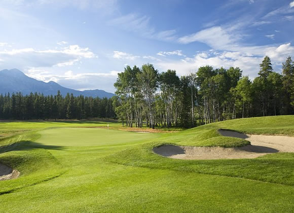 Fairmont Jasper Park Lodge Golf Club