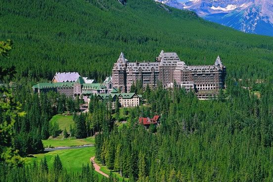 Fairmont Banff Springs - Tunnel Mountain 9