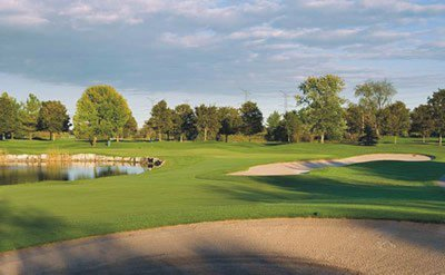 Deer Creek Golf Clubs - North Course - Black Pearl