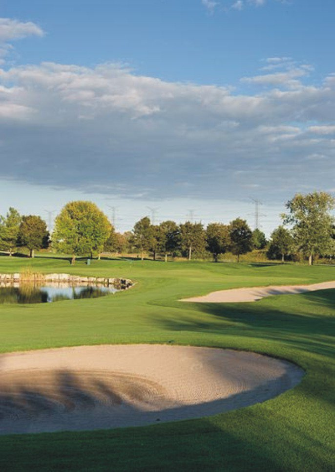 Deer Creek Golf Clubs - North Course - Ruby