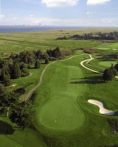 Seaview Golf Resort - The Bay Course
