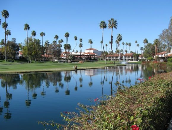 Omni Rancho Las Palmas Resort - West / South