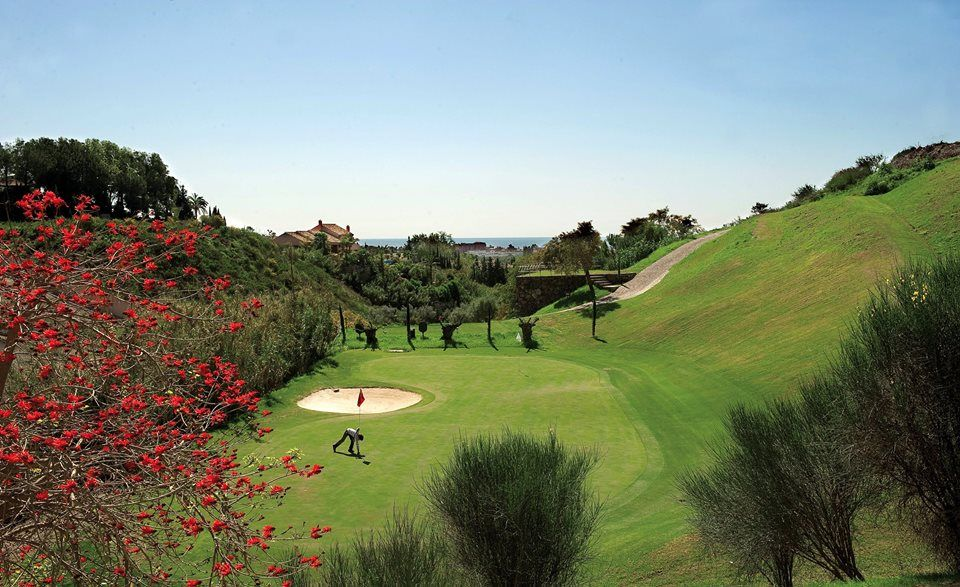 Golf Club Villa Padierna - Flamingos Golf Club