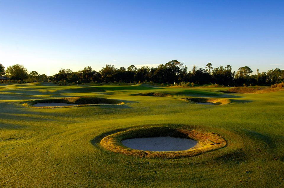 Grand Cypress: New Course 18
