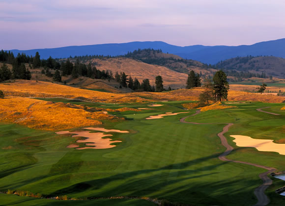 Predator Ridge Golf Resort - The Predator Course