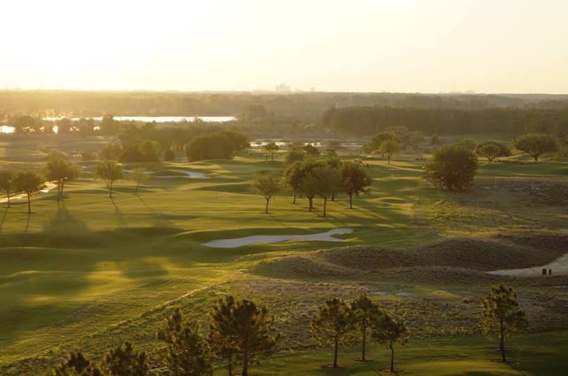 Orange County National - Panther Lake