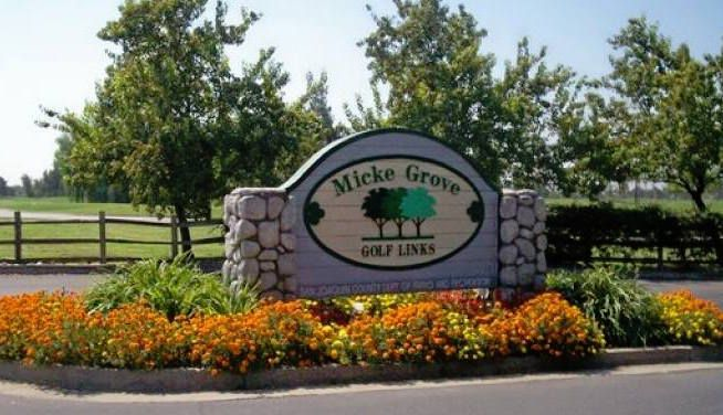Micke Grove Golf Links