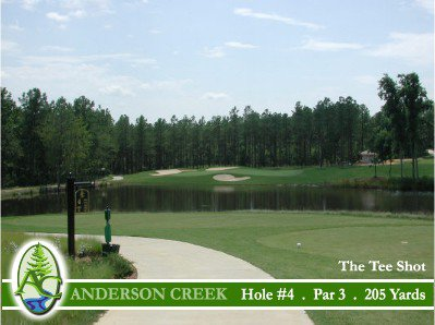 Anderson Creek Golf Club