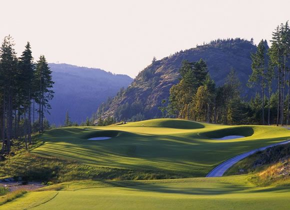Bear Mountain Golf -  Mountain Course