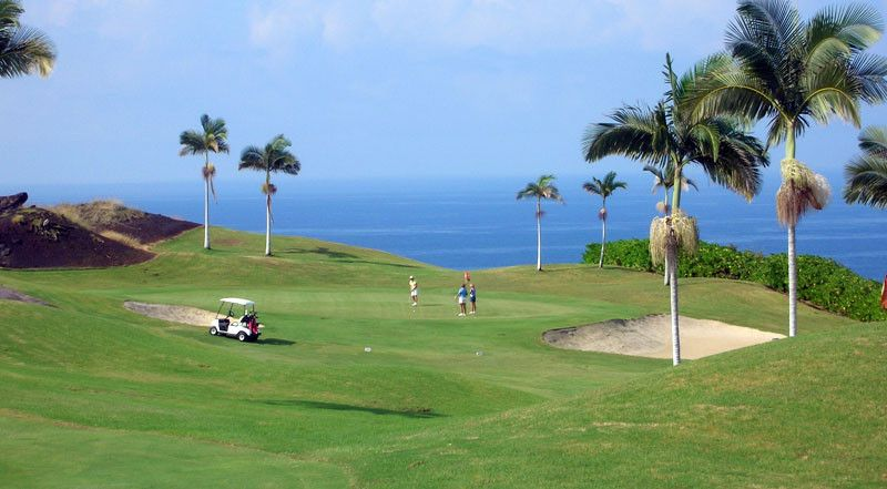Kona Country Club - Ocean Course