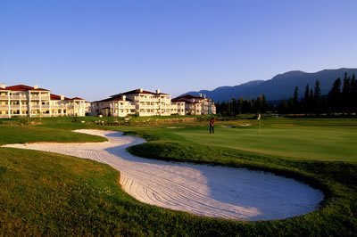 Golf Courses at Fairmont Hot Springs - Riverside
