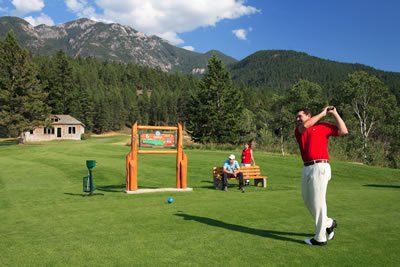Golf Courses at Fairmont Hot Springs-Mountainside