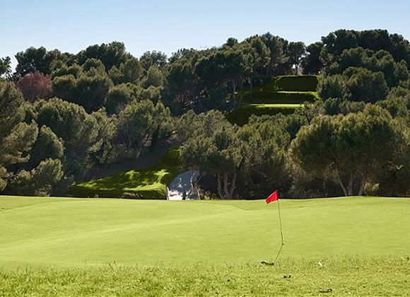 Campo De Golf Villamartin - 10th tee Course