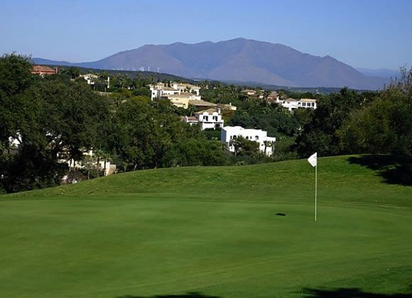 The San Roque Club - Tarjeta Old