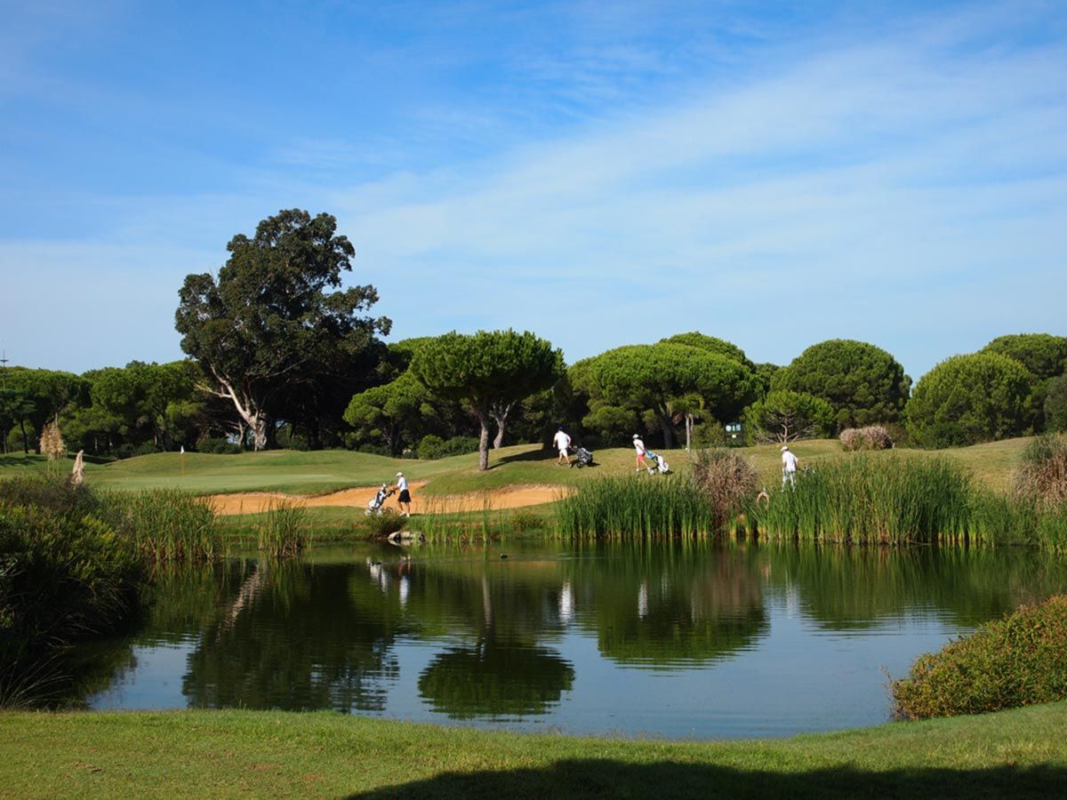 Lomas de Sancti Petri Golf Garden - 10th Tee