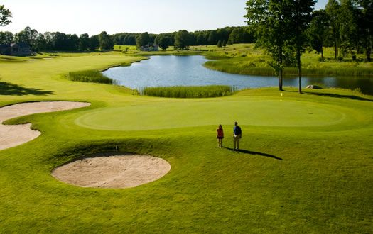 Cedar River Golf Course - Cedar River
