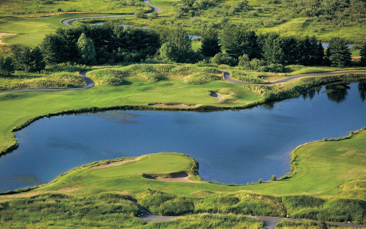 Grand Traverse Resort - Spruce Run Course