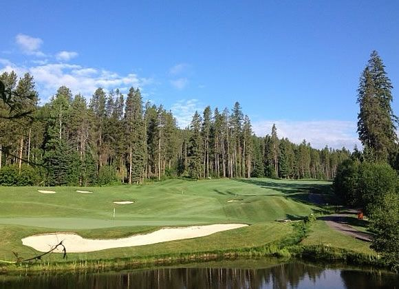 Trickle Creek Golf Resort