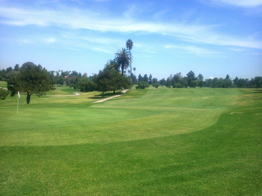 Recreation Park Golf Course - 9 holes