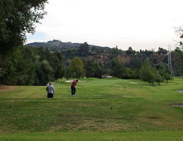 San Dimas Canyon Golf Course