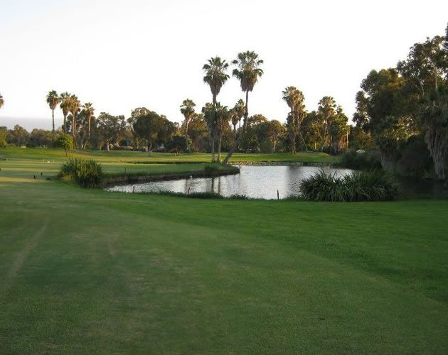 Rancho San Joaquin Golf Course