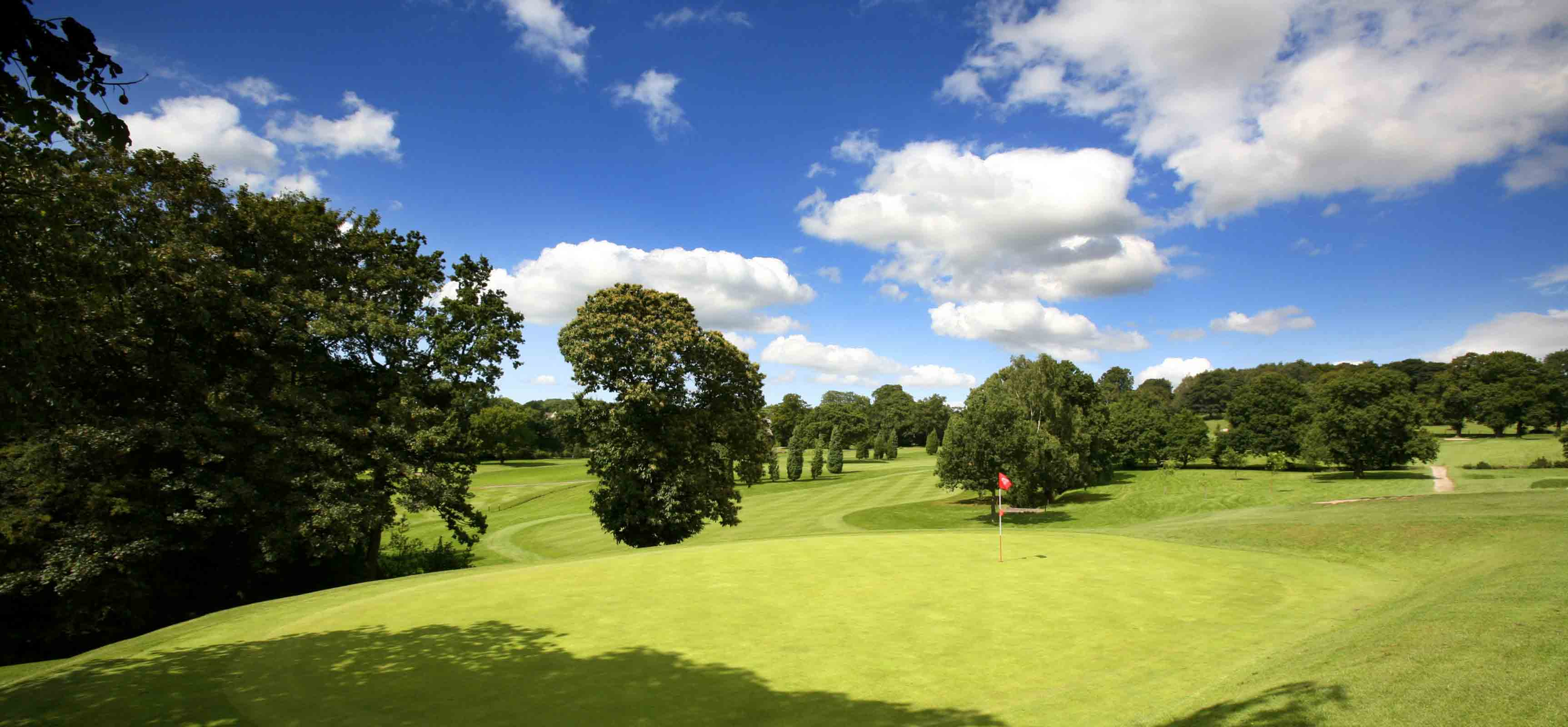 Breadsall Priory - Championship Priory Course