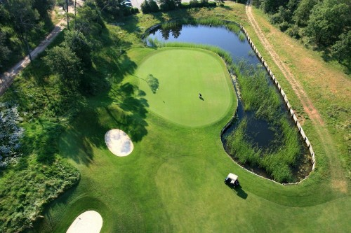 Golf de Barbaroux - On Request