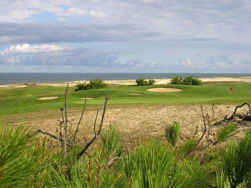 Golf de Moliets - Cutyot (9 t/h) - On Request