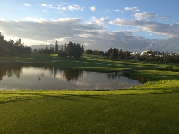 Mijas Golf Club - Los Lagos