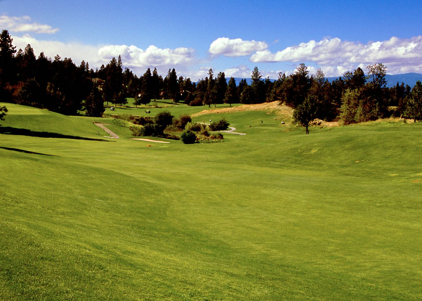 Pinnacle Course at Gallaghers Canyon