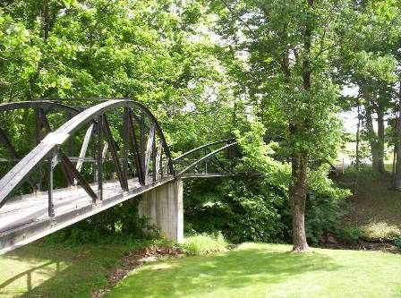 North Branch Golf Course - Bridge