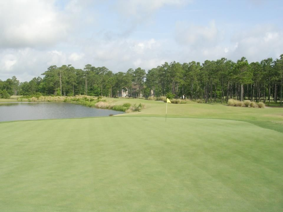 Ocean Ridge -  Lions Paw Golf Links