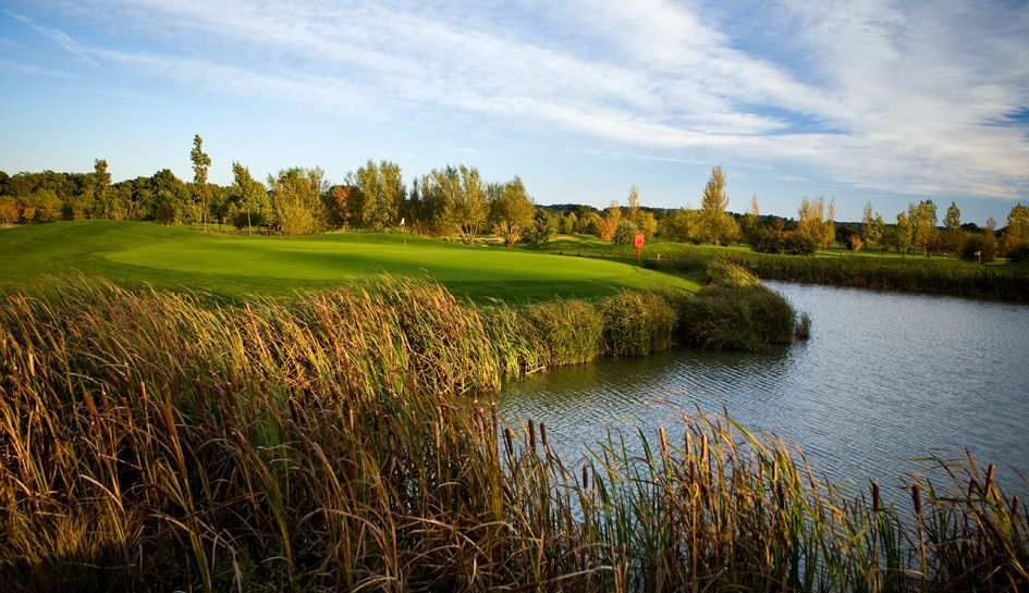 Belton Woods Lakes Course