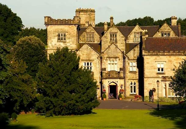 Breadsall Priory Golf Club Moorland Course