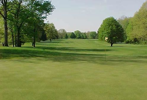 Neumann Golf Course - Red