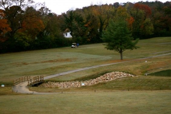 Whittle Springs Golf Course