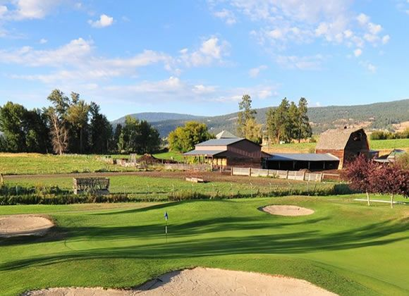 Kelowna Springs Golf Course