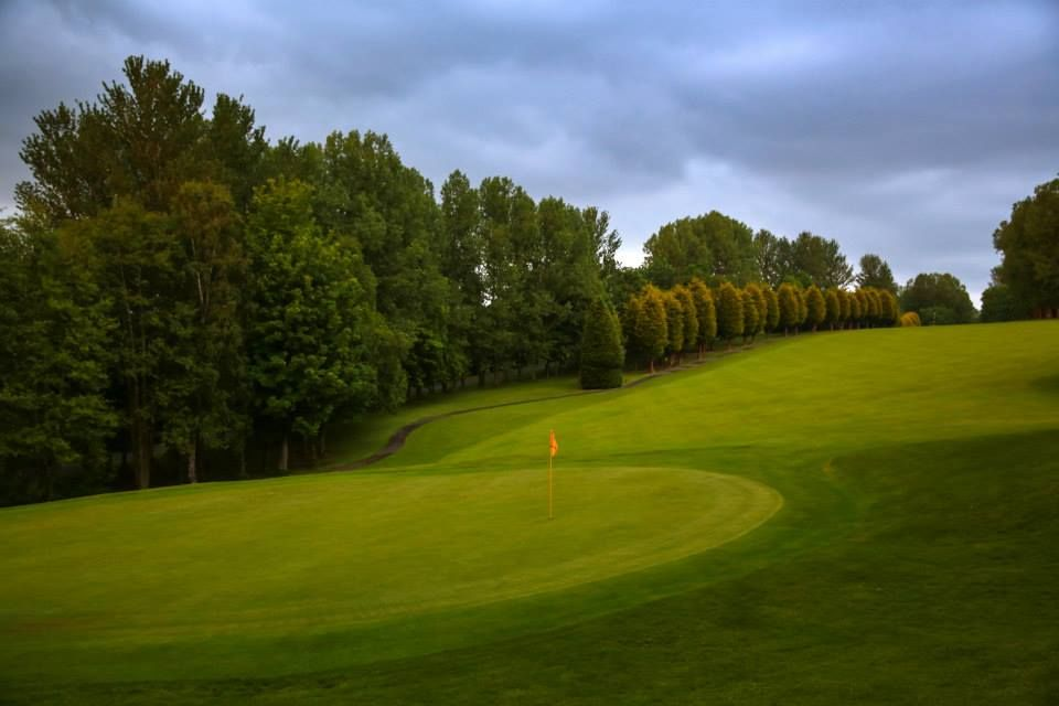 Macdonald Hill Valley - Sapphire Course