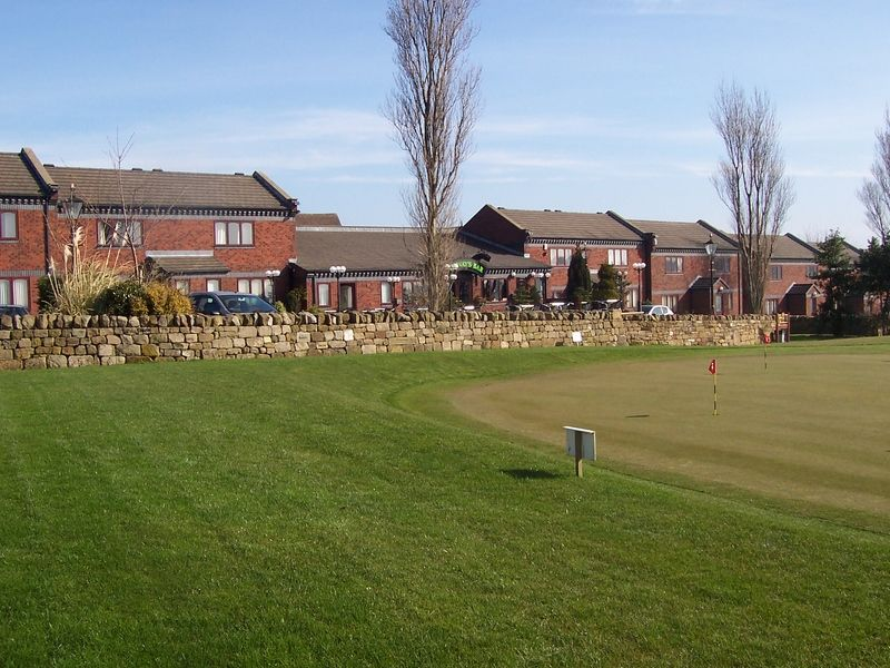 Midgley Lodge Golf Course